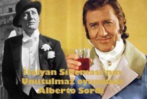 İtalyan Sinemasının Unutulmaz Komedyeni Alberto Sordi