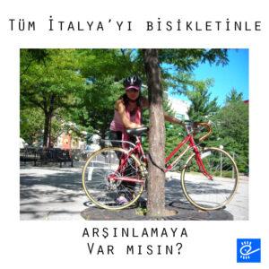 İtalya'yı Bisikletle Turlamak