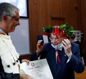 İlham Veren İtalyanlar – En Yaşlı Üniversite Mezunu