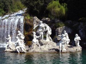 Usta Avcılar Artemis ve Aktaeon – Caserta Sarayı