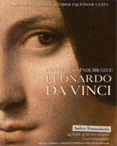 Read more about the article Özel Bir Rehber Eşliğinde Leonardo Da Vinci'yi Tanımak